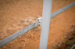 Sturdy Fence Construction